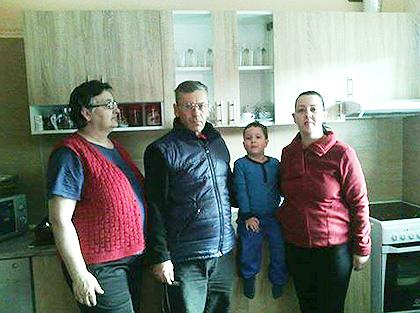 Шуматићи из Добоја добили кухињу