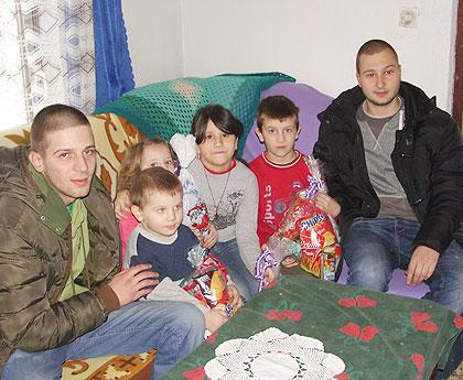 Божићна акција у Приједору