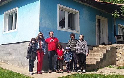 СЗС у посети Лазићима код Угљевика