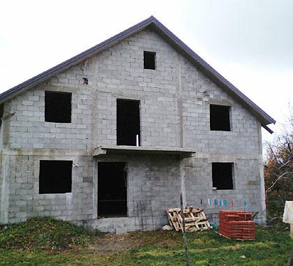 Дограђена кућа за Самарџиће