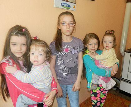 СЗС обишли породицу Бадњар код Фоче