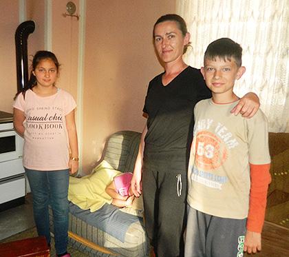 У посети Лаловићима у Сарајеву