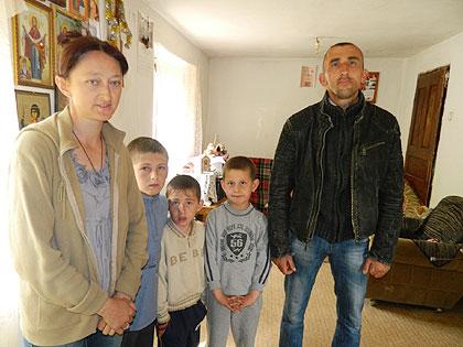 У посети Маливојевићима код Теслића