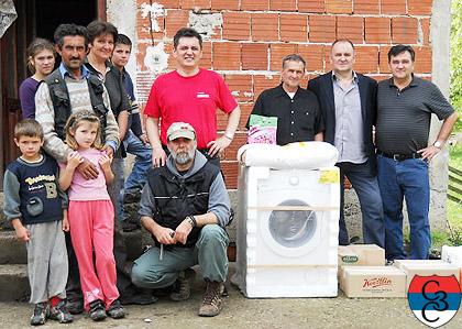 СЗС помоћ за породице у Српској
