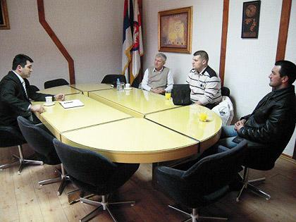 СЗС у разговору са општином Лопаре