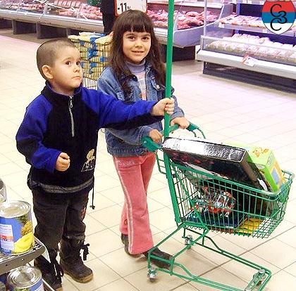 СЗС са Михићима у куповини