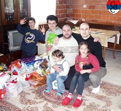 СЗС у посети Павловићима