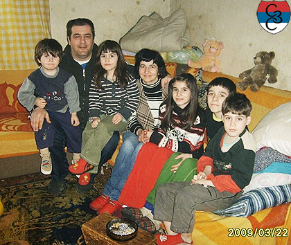 СЗС у посети породици Михић