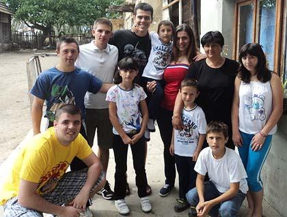 СЗС у посети породицама у Бојнику