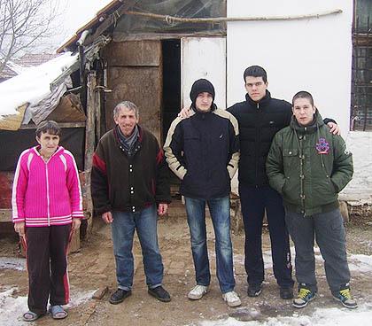 СЗС у посети породици Шмигић