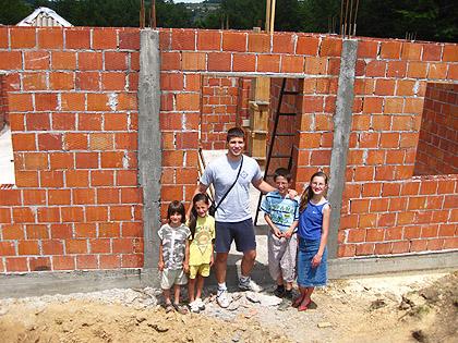 Трећа фаза радова на кући Баловића
