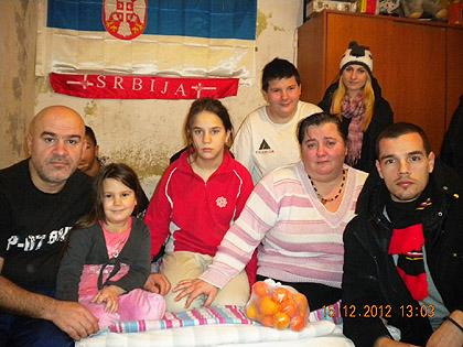 СЗС у посети породицама у Београду