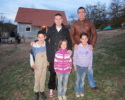 СЗС код породица у Рашкој области