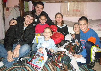 Пакетићи за Смедеревску Паланку