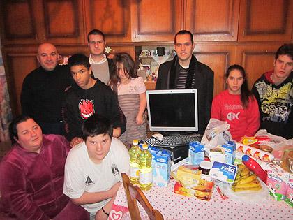 СЗС помогли породице у Београду