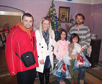 Божићни пакетићи за најмлађе