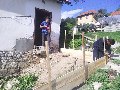 Изградња купатила за Димитријевиће