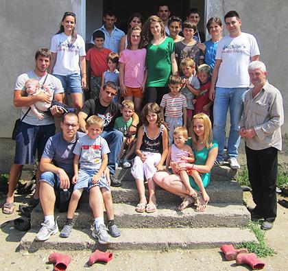 СЗС посетили Масларе код Јагодине