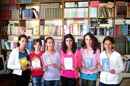 Допуњена школска библиотека