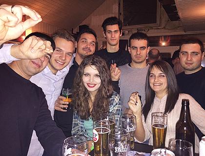 Добротворно дружење у Београду