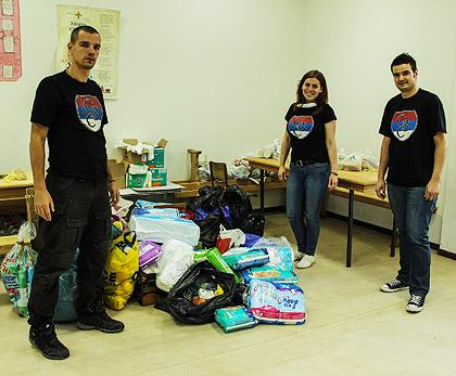 СЗС помогли у околини Обреновца