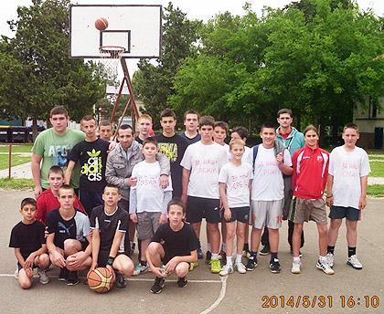 Хуманитарни спортски дан у Бочару