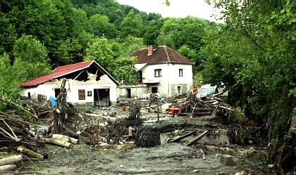 Прве информације о штетама у Србији