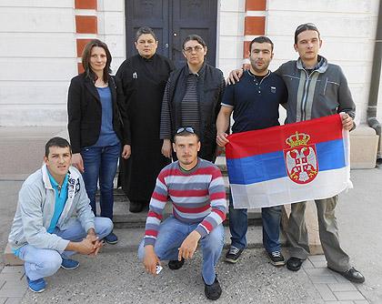 Срби за Србе и пријатељи за Крупањ