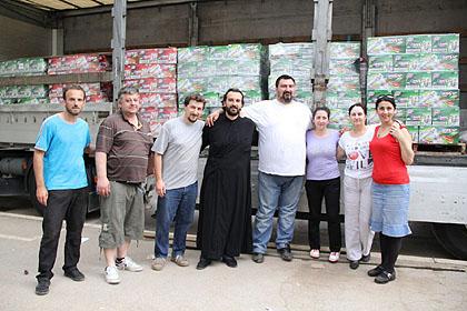 Велика помоћ стигла у Параћин
