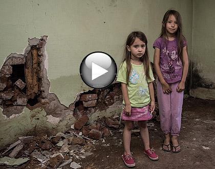 Борба против поплава - Параћин видео