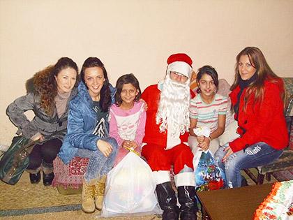 Божићни пакетићи и нове посете