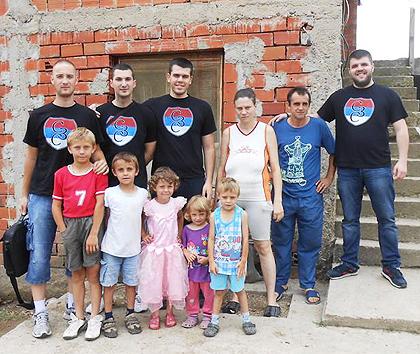 СЗС помогли породици Стојиљковић