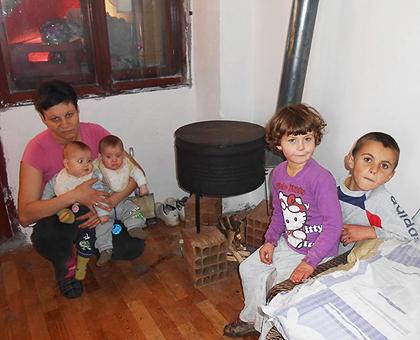 Нема зиме за породицу Стојиљковић
