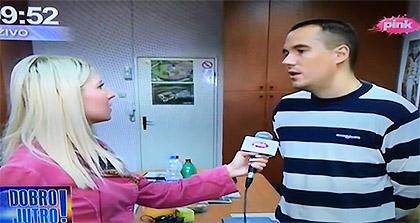 Срби за Србе на РТВ Пинк