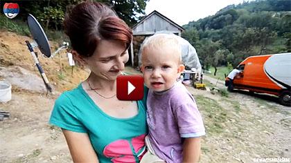 Видео прилог СЗС помоћи у Ваљеву