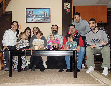 СЗС посетили породицу Крсмановић