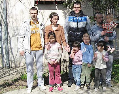 СЗС обишли породицу Гоцић из Ниша