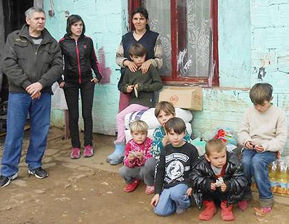 СЗС помогли породицу Љубисављевић