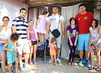 СЗС посетили Николиће у Кладову