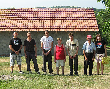 Нова штала за Перовиће код Чачка