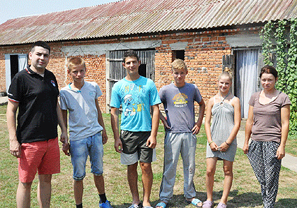 Помоћ за четири породице у Шапцу