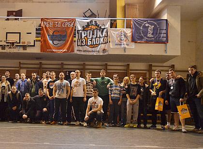 Одржана прва Тројка из блока у 2015.