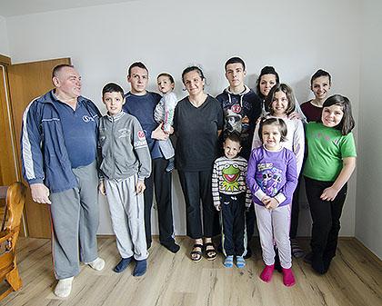 СЗС доградили кућу за 13 Вранића