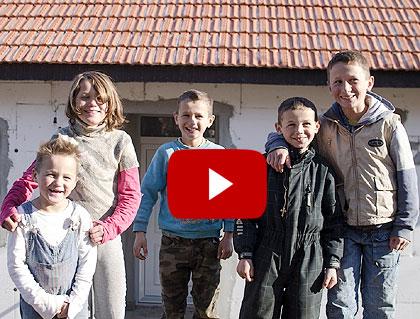 Видео: Вуковићи усељени у нову кућу