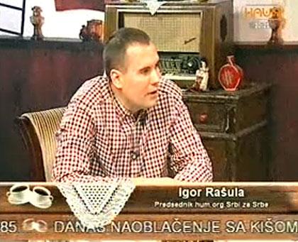 СРБИ ЗА СРБЕ гости на ТВ Наша