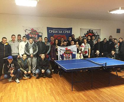Први Божићни турнир у стоном тенису
