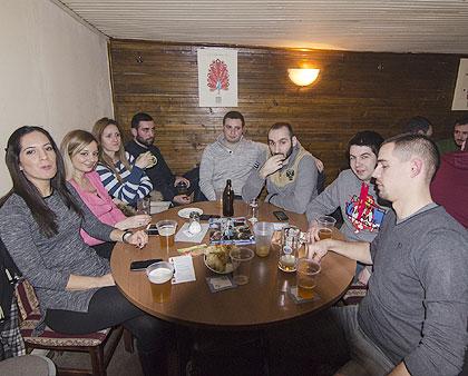 """Хуманитарно вече у """"Српској кући пива"""