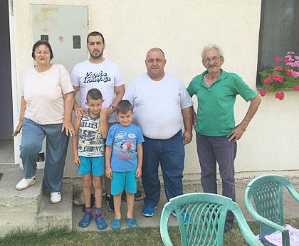 Срби за Србе у посети породици Шукунд