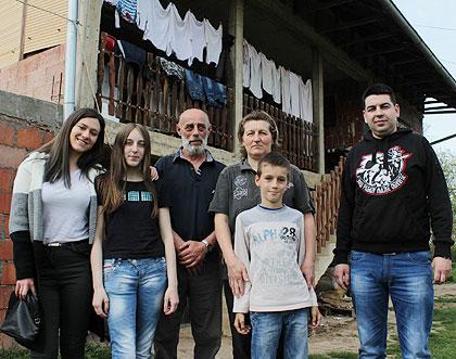 У посети Анђелковићима из Крушевца