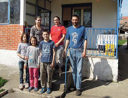 СЗС код породице Ибрић из Параћина